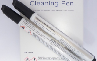 Cleaning Pens