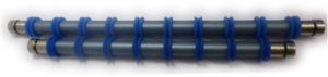 Rouleau d'impression compatible// 65480903702 à 10 rondelles et 38029678000 à 8 rondelles