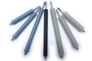 Aandruk- en aftrekrollen geschikt voor Bizerba®